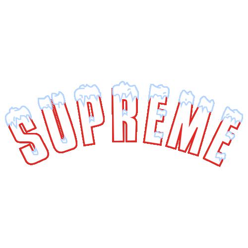 Supreme Logo Clipart