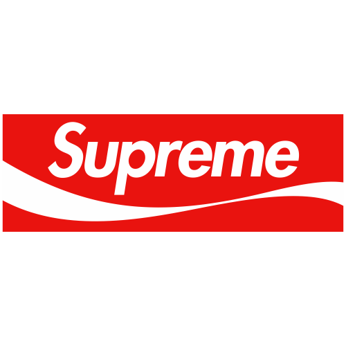 Supreme logo Svg