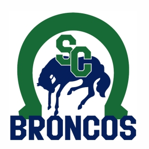 Swift Current Broncos logo svg cut file