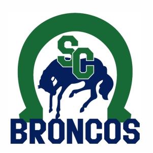 Swift Current Broncos logo svg cut file
