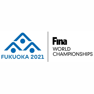 Swimming World Championships 2021 svg cut