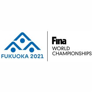 Swimming World Championships 2021 vector file