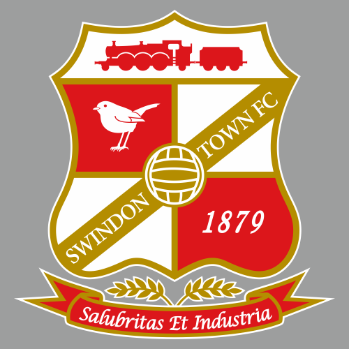 Swindon Town FC Svg
