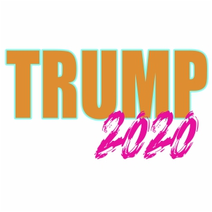 trump 2020 logo svg file