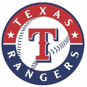 Texas Rangers Logo Vector