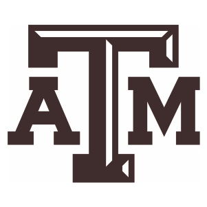 Texas A And M University ATM Logo Svg
