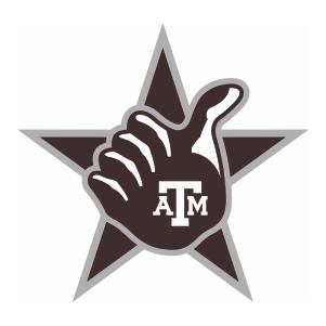 Texas A And M Aggies Logo Svg
