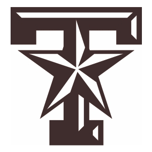 Texas A And M University T Star Logo Vector