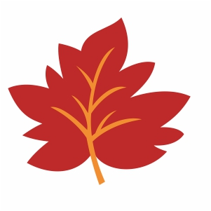 Fall Leaf Svg