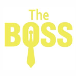 The Boss logo vector file