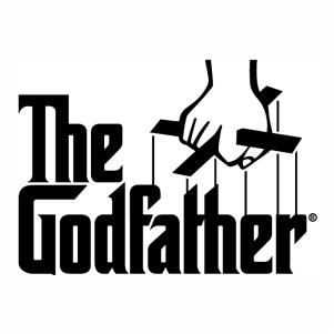 The godfather logo svg