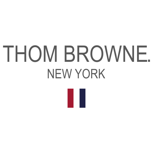 Thom Brownw New York Svg