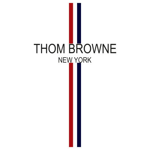 Thom Brownw New York logo Svg