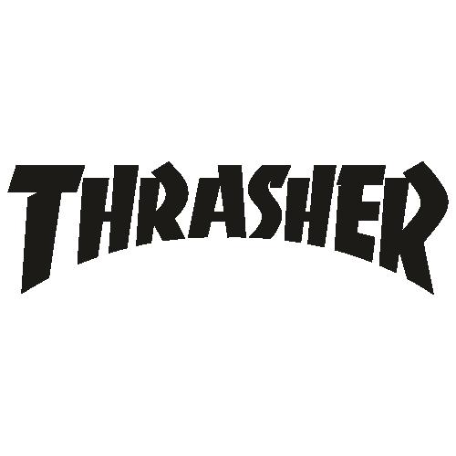 Thrasher Magazine Logo Svg