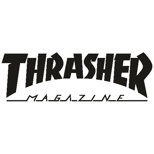 Thrasher Magazine Logo Clipart