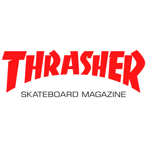 Thrasher Skateboard Magazine Svg