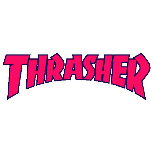 Thrasher outline fill Logo Svg