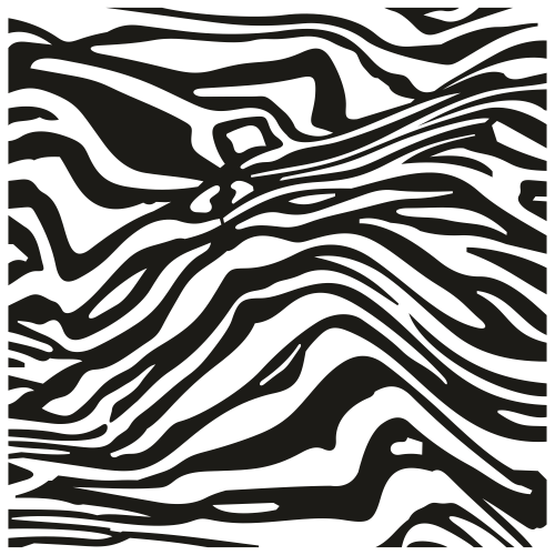 Tiger Seamless Pattern Svg