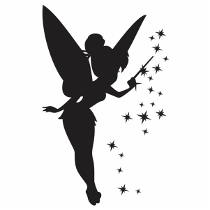 Tinkerbell svg