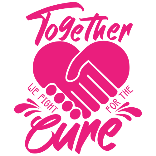 Together We Fight Cure Svg