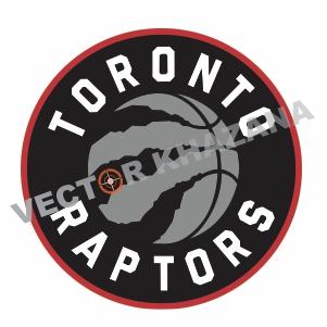 Toronto Raptors Logo Vector