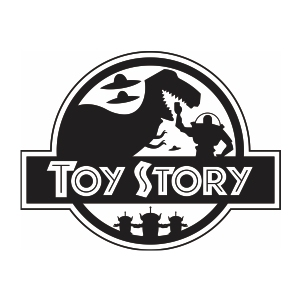 Toy Story Logo Svg