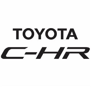 Toyota C-HR Logo Svg