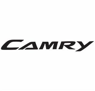 Toyota Camry Logo Svg