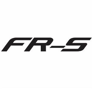 Toyota FR-S Logo Svg