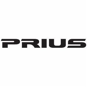 Toyota Prius Logo Svg