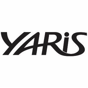 Toyota Yaris Logo Svg