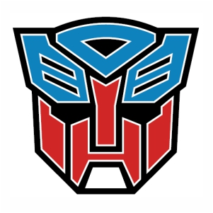 Transformers Autobots logo svg