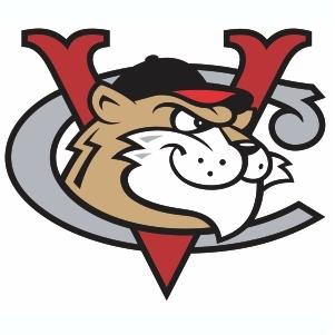 Tri-City Valleycats Cap Logo Vector