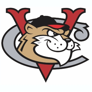 Tri City Valleycats Cap Logo Vector
