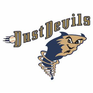 Tri City Dust Devils Logo Vector