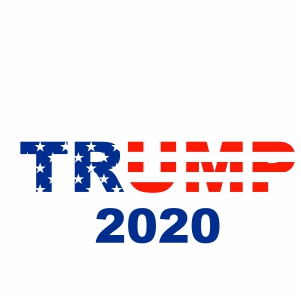 Trump 2020 Svg Donald Trump 2020 Svg Svg Dxf Eps Pdf Png Cricut Silhouette Cutting File Vector Clipart