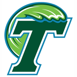 Tulane Green Wave Logo vector file
