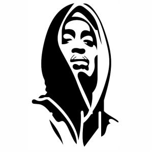 Tupac Shakur Vector Tupac Shakur Png Eps Download