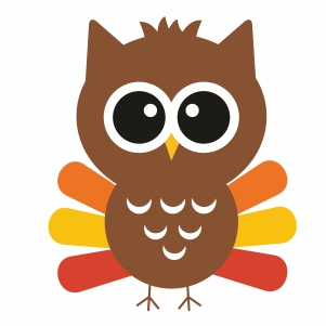 Baby Turkey Svg