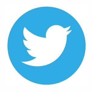 Twitter circle logo svg