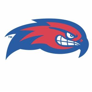 UMass Lowell River Hawk logo vector file