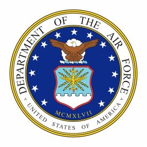 US Department Of The Air Force Vector