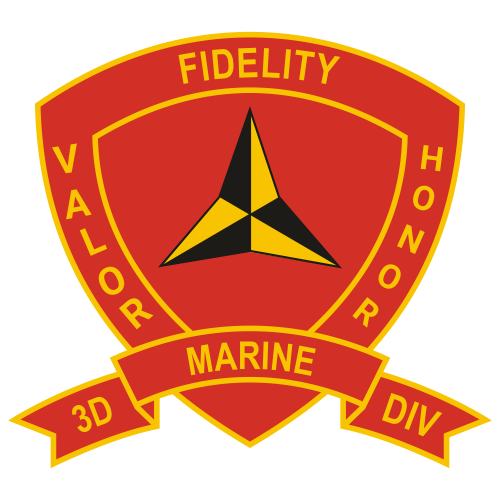 3rd Marine Division Logo Svg