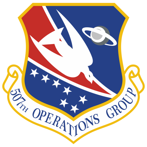 507th Operations Group Logo Svg