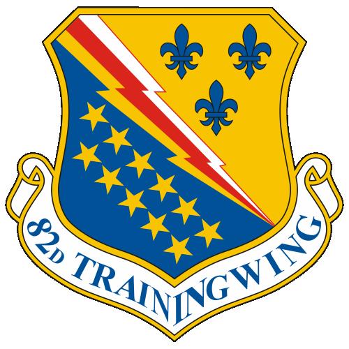 82nd Training Wing Logo Svg