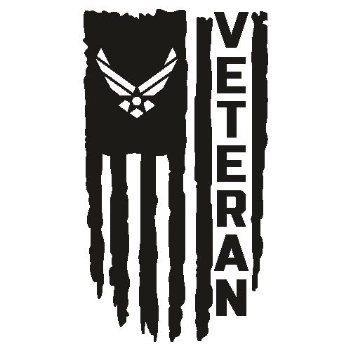 Veteran Flag Svg