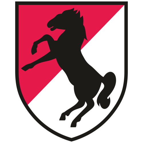 11th Armored Cavalry Regiment Svg