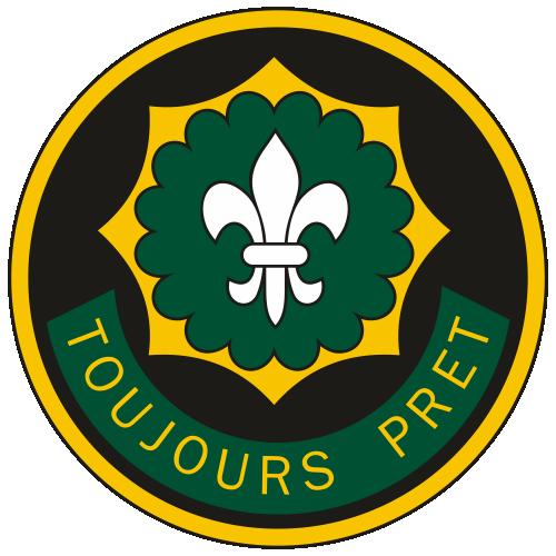 2nd Cavalry Regiment Svg