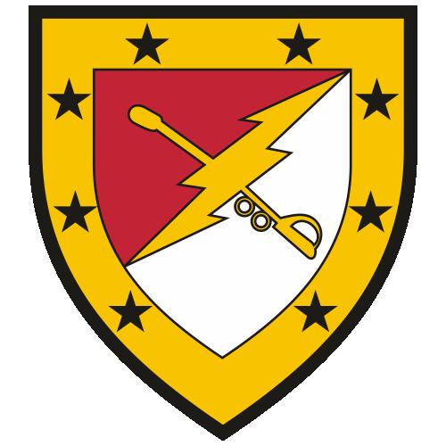 316th Cavalry Brigade Svg