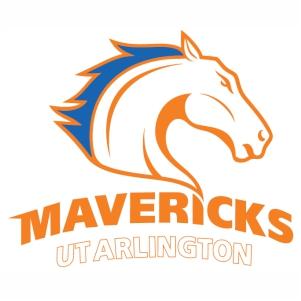 UT Arlington Mavericks svg vector image